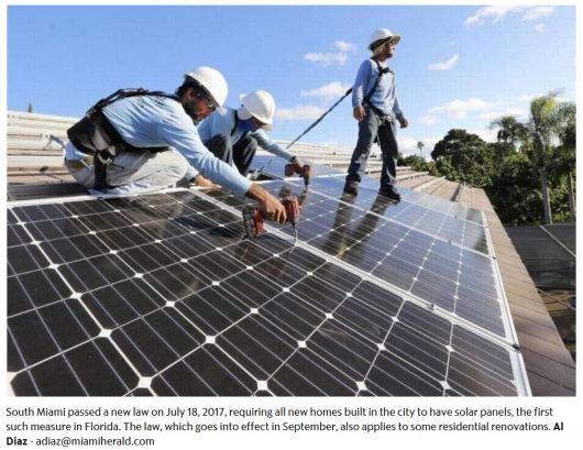 Solar Miami